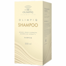 Olimpiq StemCell cosmetic gold shampoo 500 ml
